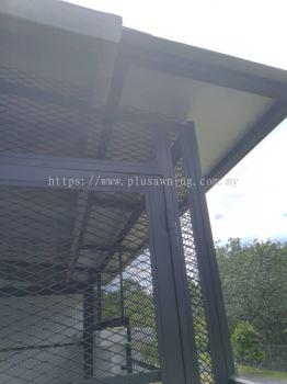Alumbond Composite Panel @Villa Astana, Kajang, Selangor
