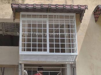 Window Grill Extend @Jalan Langkawi, Taman Setapak