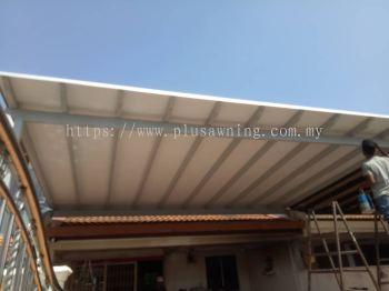 Alumbond Composite Panel @Mahkota Cheras, Seksyen 8, Kajang, Selangor