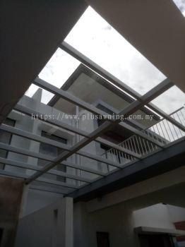 Transparent Polycarbonate Clear @Jalan Jade Hills 12/1, Kajang, Selangor