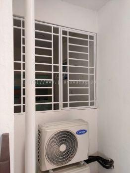 Window Grill Yard @Sungai Long Residence, Kajang, Selangor