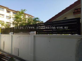 Fencing @Jalan Taming Indah 3, Sungai Long, Kajang