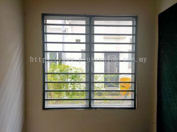Window Grill @Jalan RT 1, Rawang Tin, Selangor