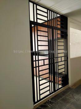 Grill Door @Casa Green Condominium, Cheras, Kuala Lumpur