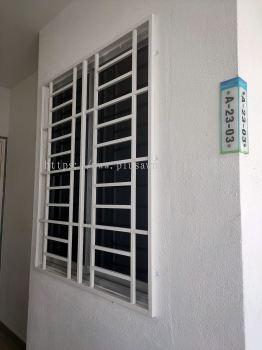 Window Grill yard & Room @Suasana Lumayan Condominium, Sri Permaisuri, Kuala Lumpur