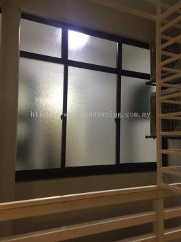 Window Glass @H2O Residences, Ara Damansara, Kuala Lumpur