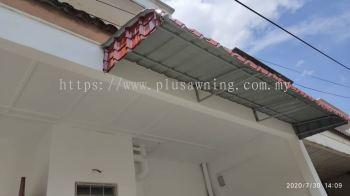 Metal Roofing @Jalan SL 7/7, Bandar Sungai Long, Kajang, Selangor