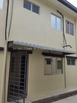 Metal Roofing @Jalan Adenium 5b/3, Bukit Beruntung, Selangor
