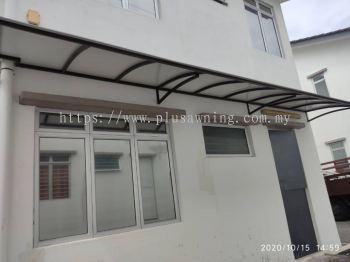 Alumbond Composite Panel @Jalan 8/3E, Taman Cammallia Residence, Semenyih, Selangor