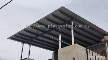 Alumbond Composite Panel @Jalan Berlian 15, Kajang, Selangor