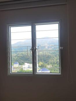 Window Grill @Windmill Upon Hills, Jalan Permai, Genting Permai Avenue, Pahang