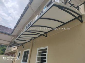 Alumbond Composite Panel @Jalan Palimbayan Indah, Kampung Palimbayan Indah, Kuala Lumpur