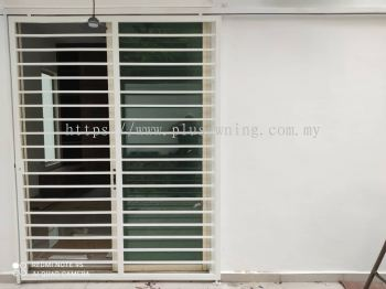 Sliding Door @SetiaEcoPark, Shah Alam, Selangor