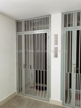 Grill Door @Vivo Residential Suites, Jalan Klang Lama, Kuala Lumpur