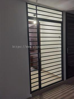 Swing Door Grill @Zamrud Residensi, Kajang, Selangor