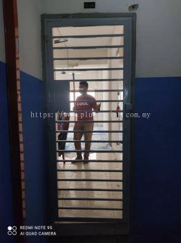 IRON DOOR GRILL @JALAN PAHAT K 15/K, SEKSYEN 15, SHAH ALAM, SELANGOR