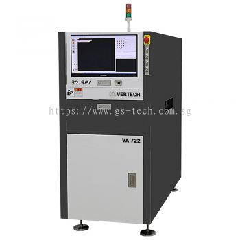 3D Solder Paste Inspection Machine VA 722