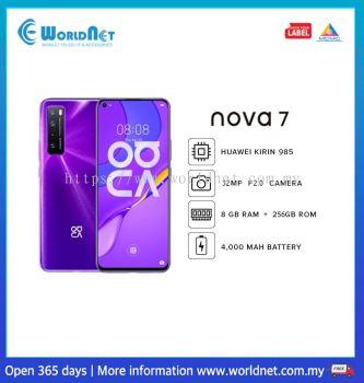 Huawei Nova 7 (Purple)