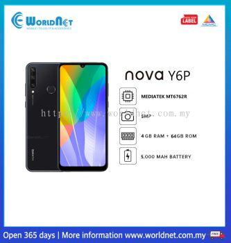 Huawei Y6P (Black)