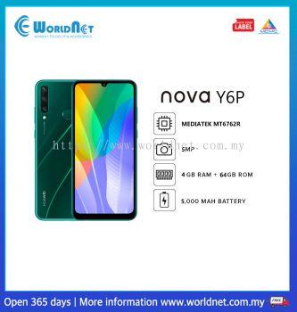 Huawei Y6P (Green)