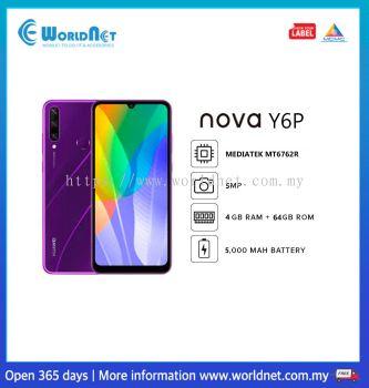 Huawei Y6P (Purple)