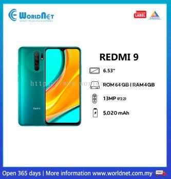 Redmi 9 (Green)