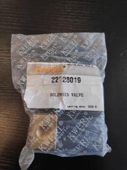 Solenoid Valve 22228019