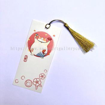 Maneki-Neko Bookmark