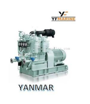 YANMAR AIR COMPRESSOR PARTS