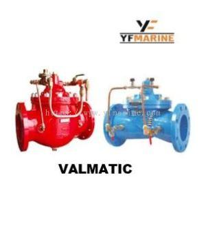 Altitude Automatic Control Valve - Brand VALMATIC