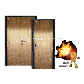 Fire Resistance Door Set