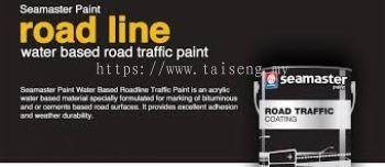 Seamaster Water Based Road Traffic Paint