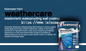 Seamaster Weather Care Paint