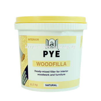 PYE Wood Filla (Original Vanila Colour)