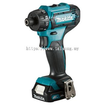 "Makita DF033DSME/ WAE/ Z 10mm (3/8"") 12Vmax Cordless Driver Drill"