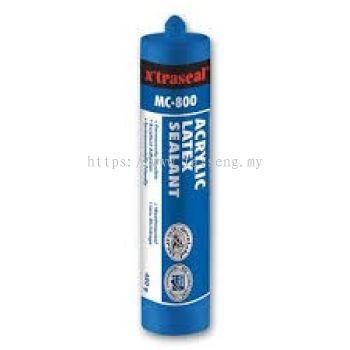 XtraSeal MC-800 Acrylic Latex Sealant