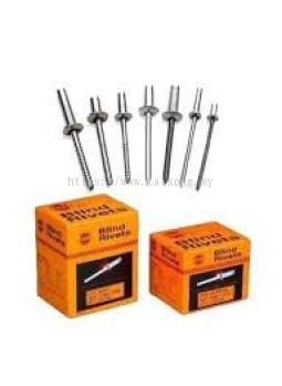 Blind Rivets Nails 12MM X 3MM