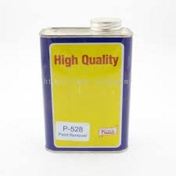 Paint Remover P528 4 Liter