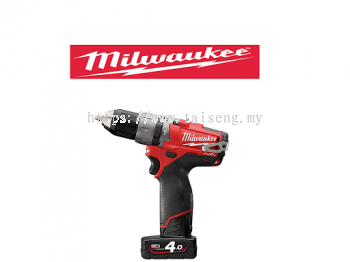 Milwaukee M12 Fuel Compact Percussion Drill
