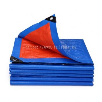 Canvas Blue Orange (Quality) 15 X 18