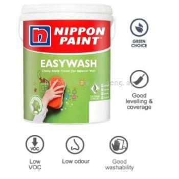 Nippon Easywash Paint 5L