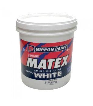 Nippon Paint Super Matex Emulsion 9102 18L
