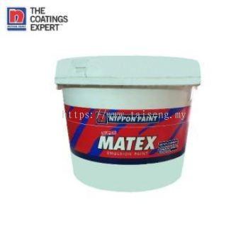 Nippon Paint Super Matex Maxi White 9102 7L