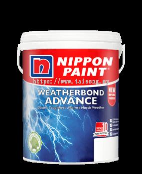 Nippon Paint Weatherbond Advance 5L