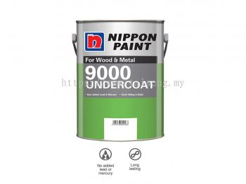 Nippon 9000 UnderCoat For Steel & Wood 5L
