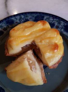 Bird Nest Cheese Tart