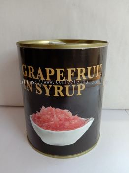 Grapefruit In Syrup , 580gm/can