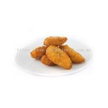 Banana Nugget , 1kg/pkt