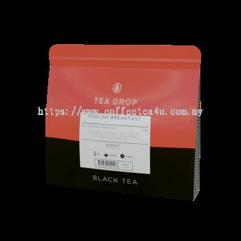 TEA DROP English Breakfast Tea (70gm*25sachet/pkt)
