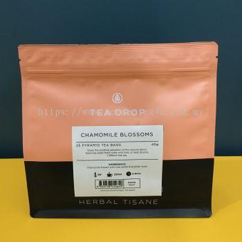 TEA DROP Chamomile Blossom (45gm*25sachet/pkt)